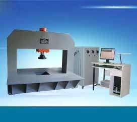 JWY-1000微机控制电液伺服井盖压力试验机