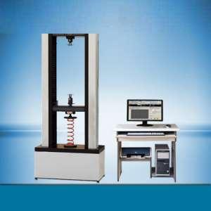 100KN微机控制碟簧压力试验机