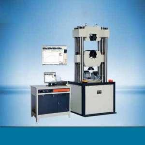 1000kN微机控制电液伺服液压万能试验机
